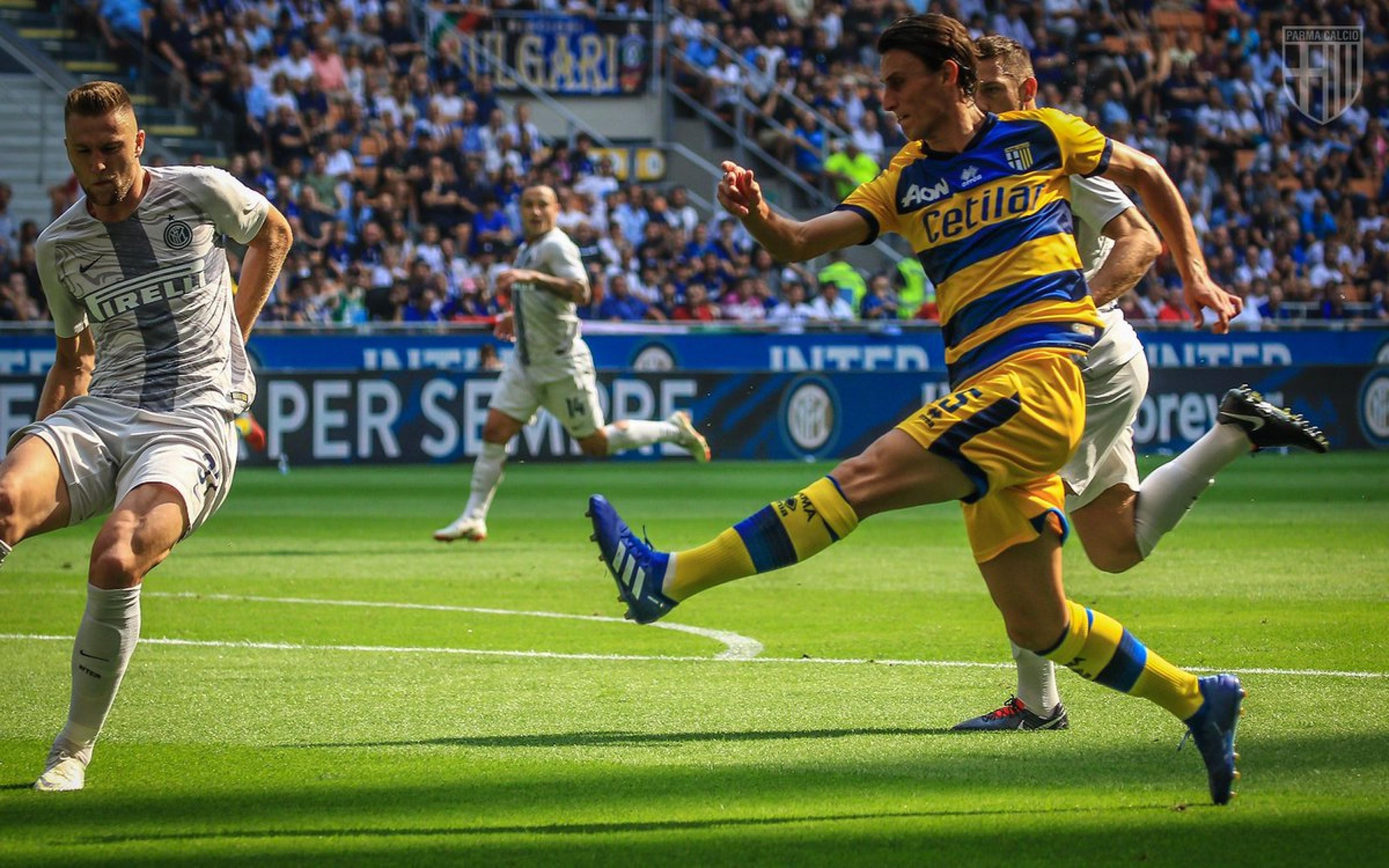 Serie A: perla di Dimarco, il Parma espugna San Siro. Solo quattro punti per l'Inter in quattro partite