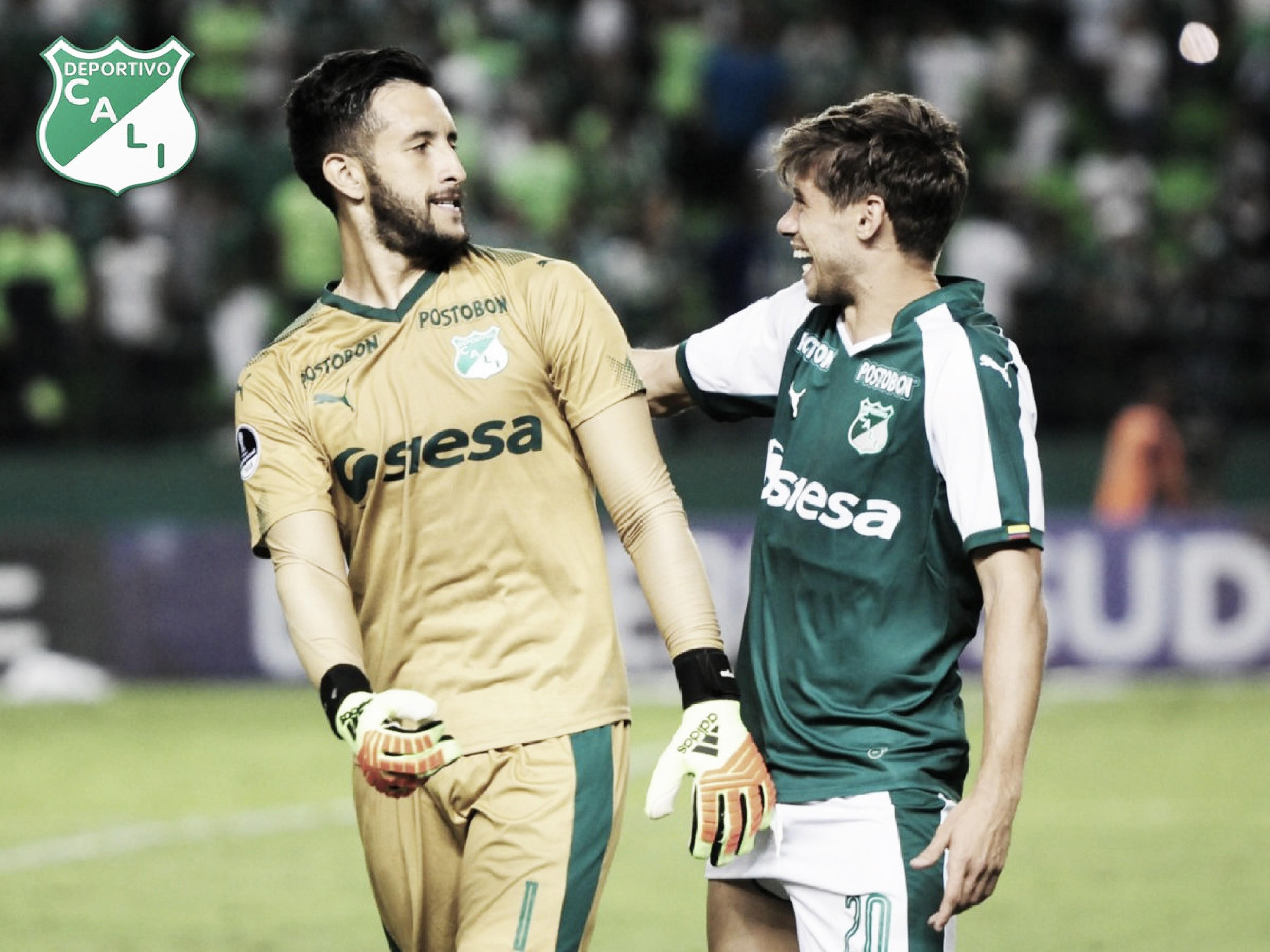 Deportivo Cali avanzó a cuartos de final de la Copa Sudamericana