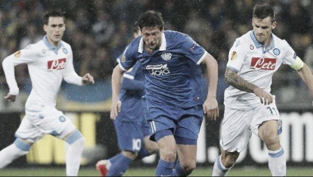 Napoli eliminato, tra rimpianti e recriminazioni: il Dnipro va in finale di Europa League