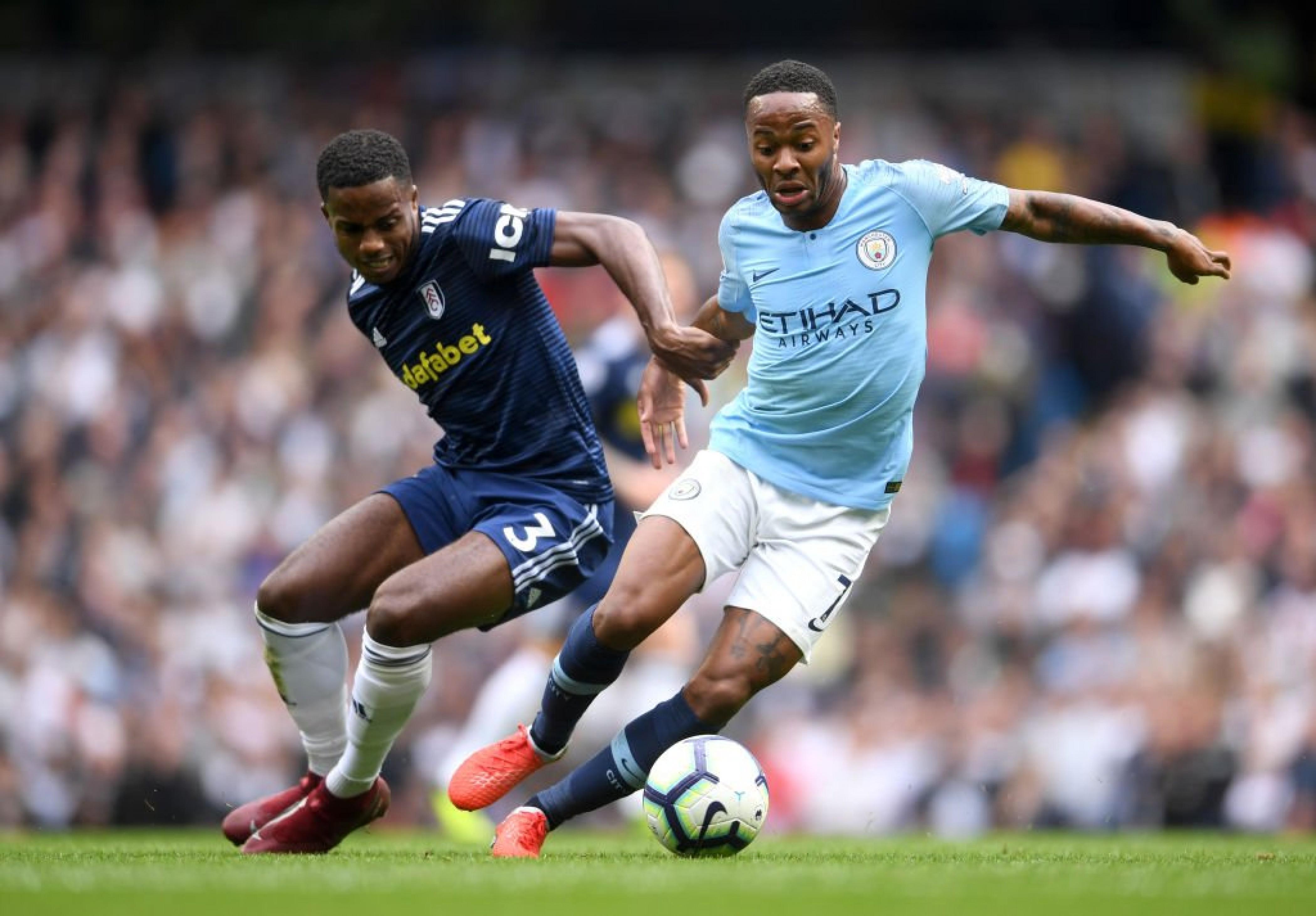 Il Manchester City cala il tris: Fulham battuto 3-0 grazie a Sané, David Silva e Sterling