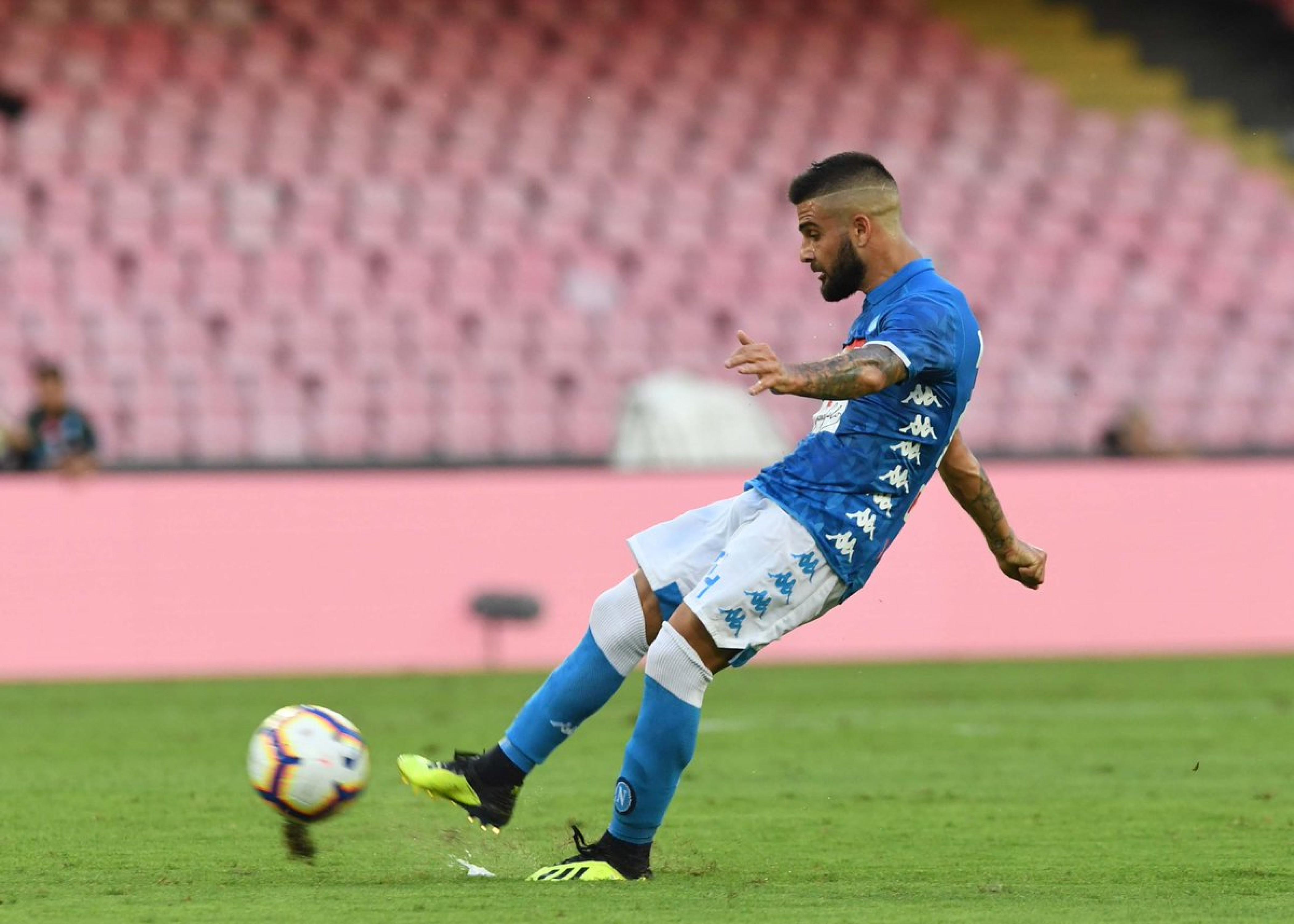 Il Napoli si prende di rabbia i tre punti: Fiorentina battuta grazie ad un guizzo di Insigne