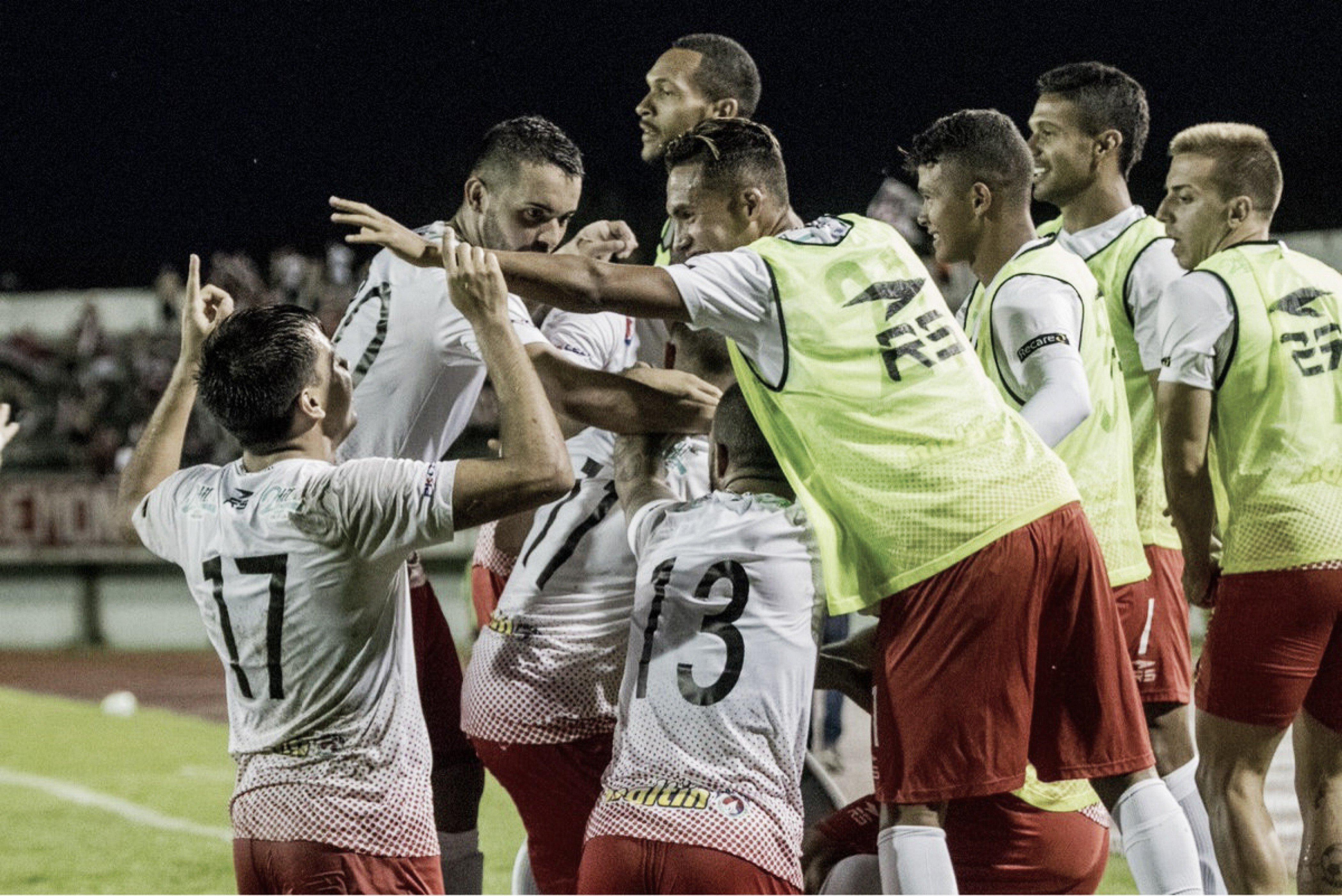 Caracas arrebató tres puntos como visitante en Portuguesa