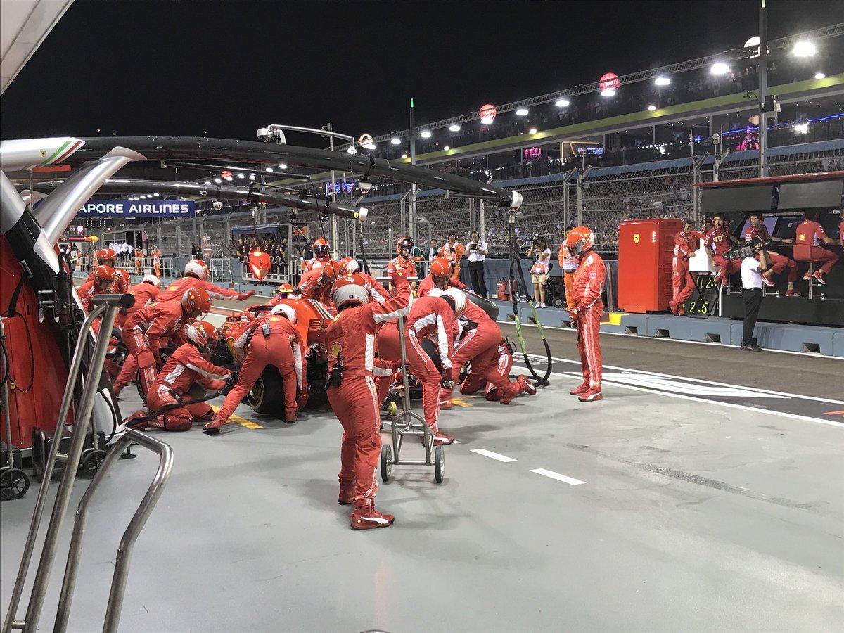 Formula 1 - La presentazione del Gran Premio del Giappone