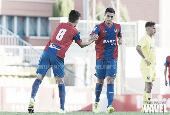 El Villarreal B cayó en su primer amistoso ante el Levante