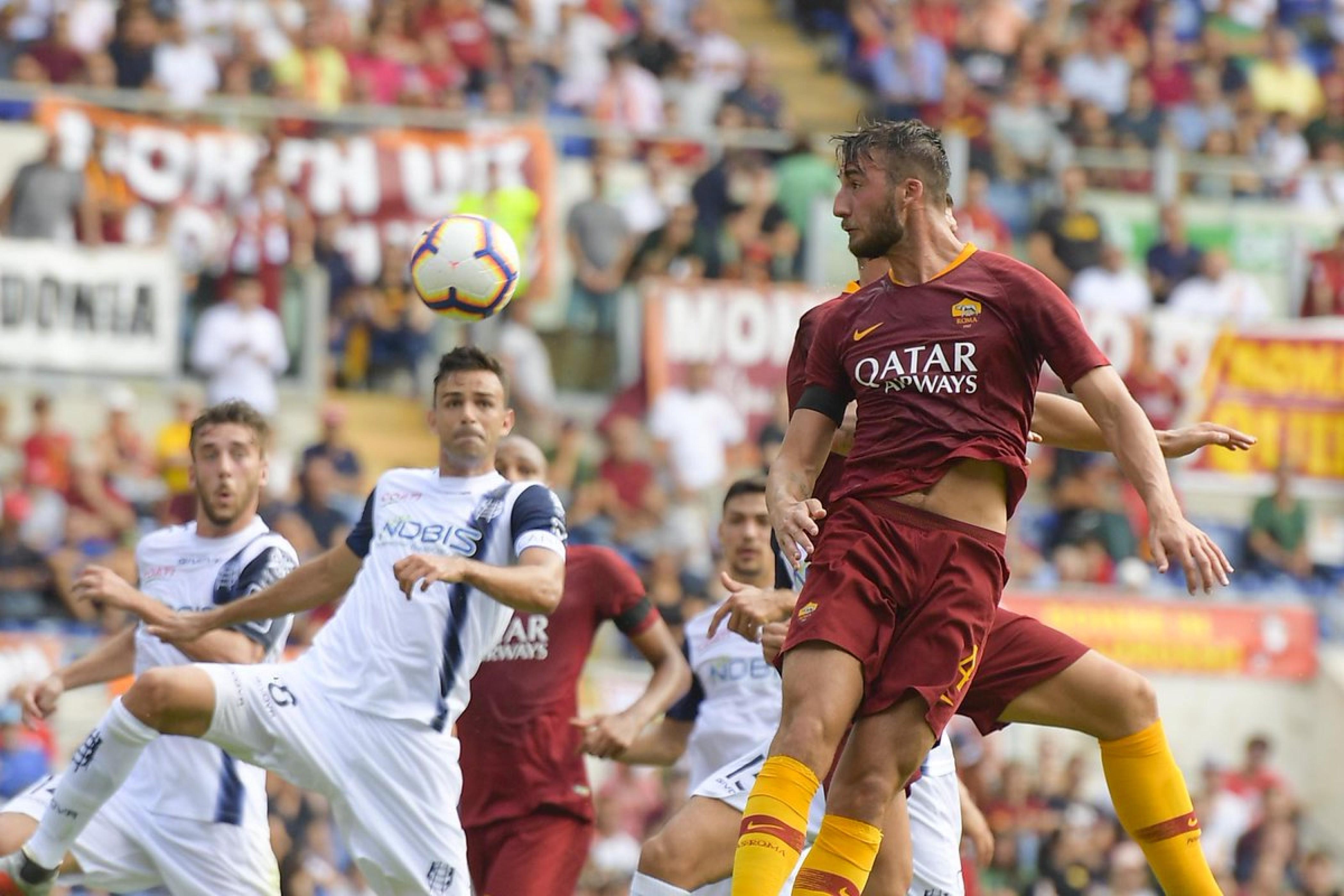 Altro stop della Roma: 2-2 all'Olimpico contro un arcigno Chievo Verona