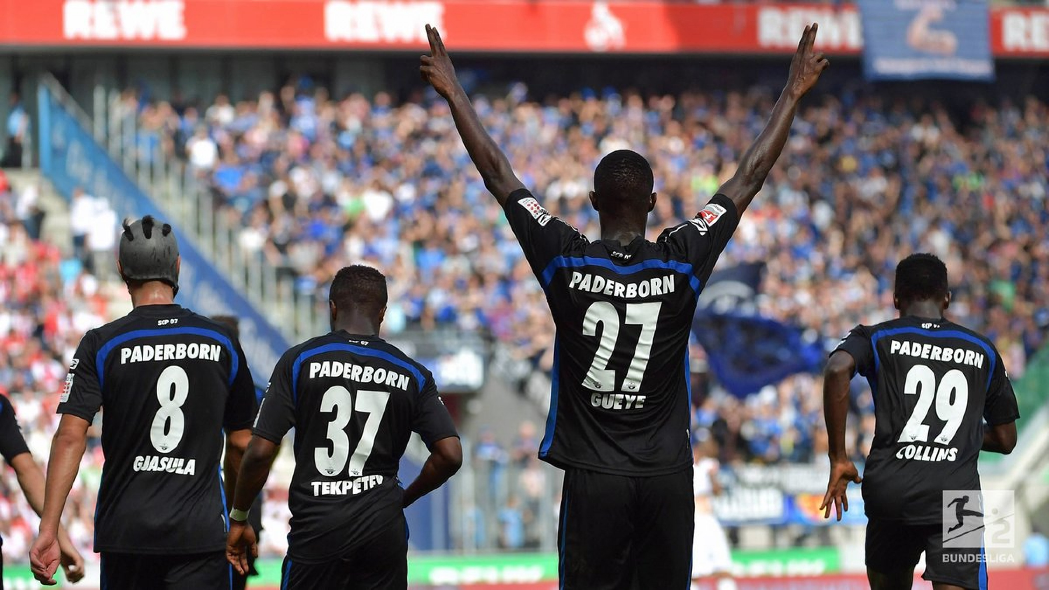 1. FC Köln 3-5 SC Paderborn 07: Billy Goats capitulate in eight-goal thriller
