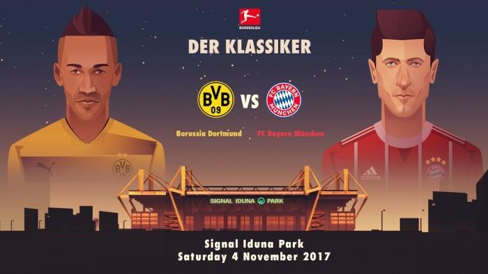 Resultado Borussia Dortmund x Bayern de Munique na Bundesliga (1-3)