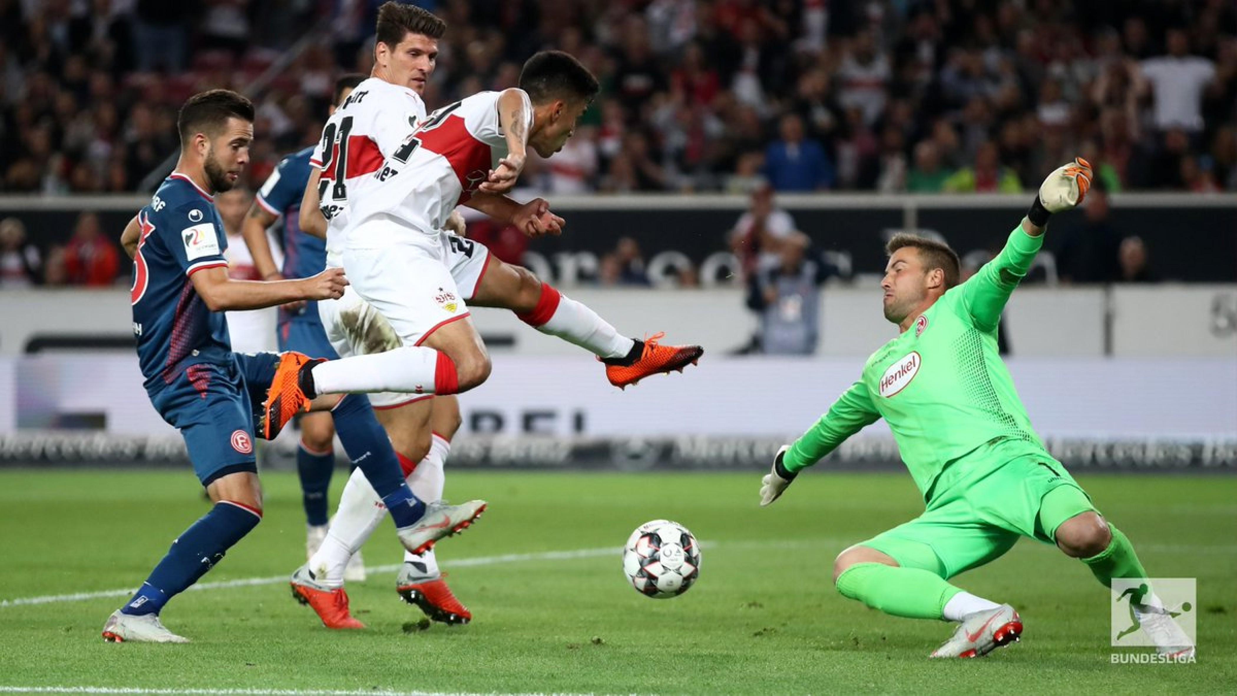 VfB Stuttgart 0-0 Fortuna Düsseldorf: Ron-Robert Zieler earns sloppy Reds a point