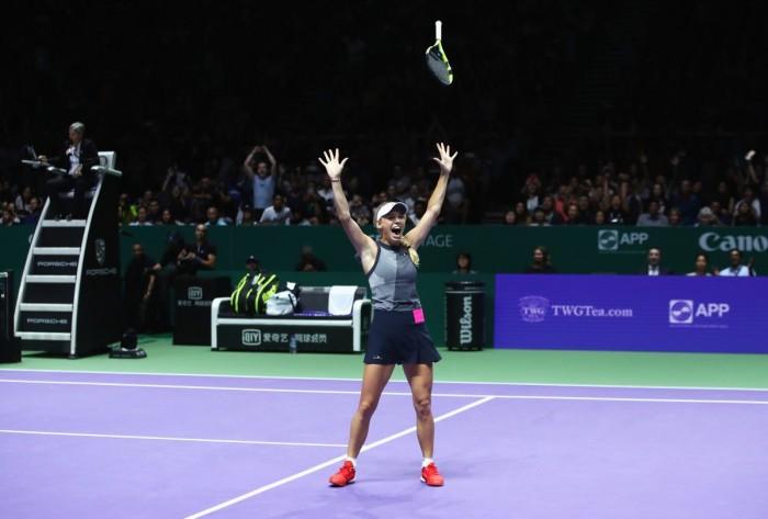 WTA - Caroline Wozniacki, finalmente