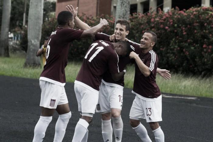 Carabobo y Metropolitanos empataron a un gol en el último encuentro de la fase regular