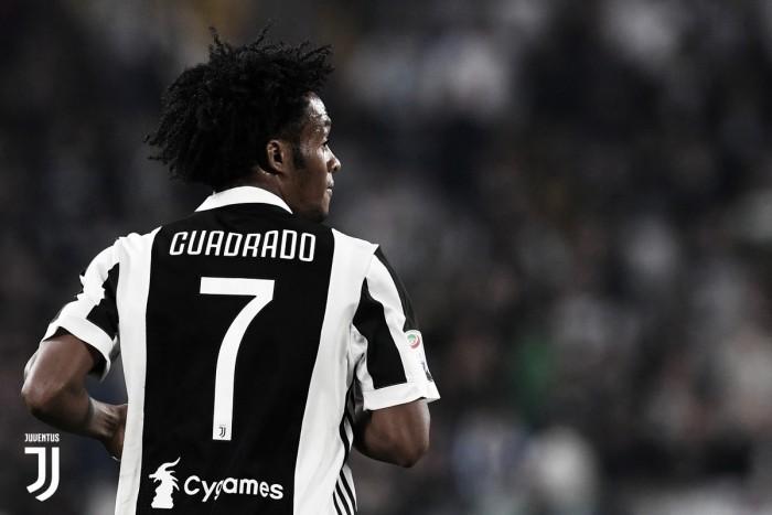 Infortunati Juventus: affaticamento per Cuadrado, salta la Samp?