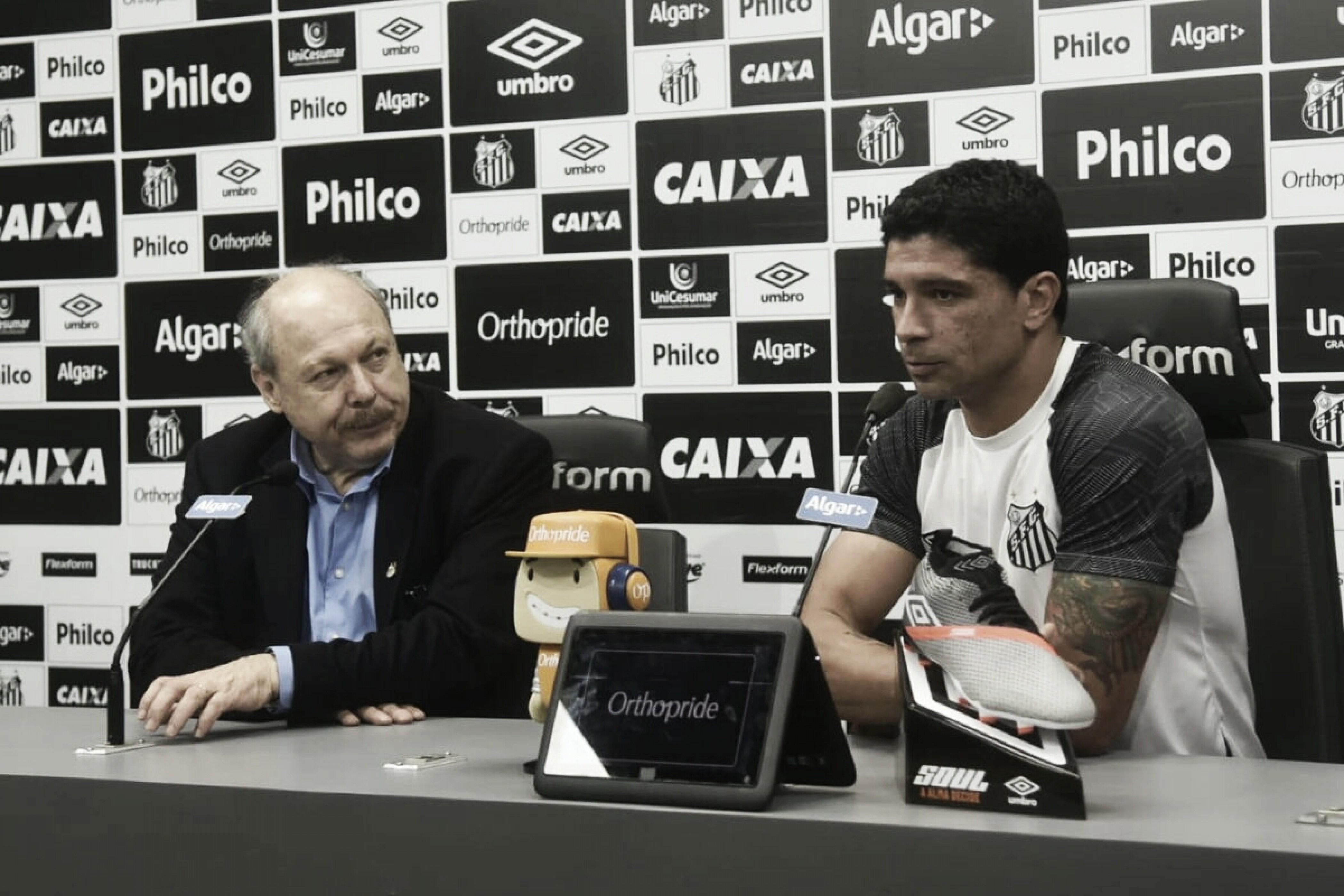 Santos anuncia Renato como novo diretor executivo do Santos