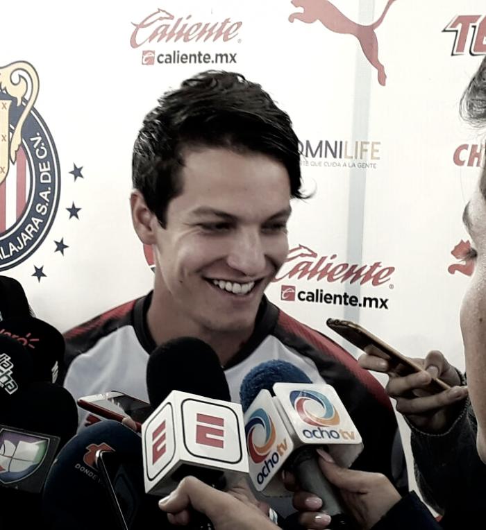 """Carlos Fierro: """"Somos los campeones de copa y tenemos que refrendar ese título"""""""