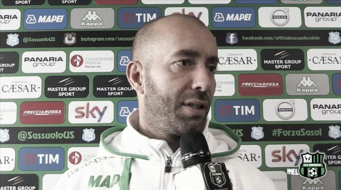 Benevento, De Zerbi: col Sassuolo dobbiamo pensare solo a fare punti