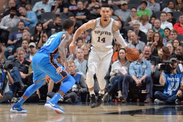 NBA - Gli Spurs battono in rimonta i Thunder