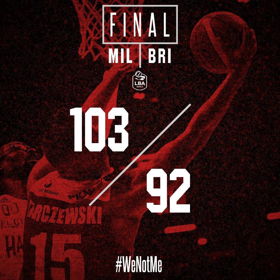 Legabasket, James sale in cattedra: Milano batte Brindisi (103-92)