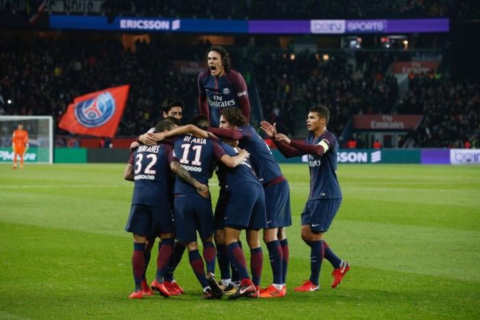 Ligue 1 del sabato: il PSG surclassa il Nantes, respirano Strasburgo e Dijon