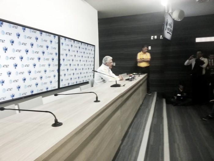 """Ricardo Ferretti: """"No fuimos el equipo que debemos ser"""""""