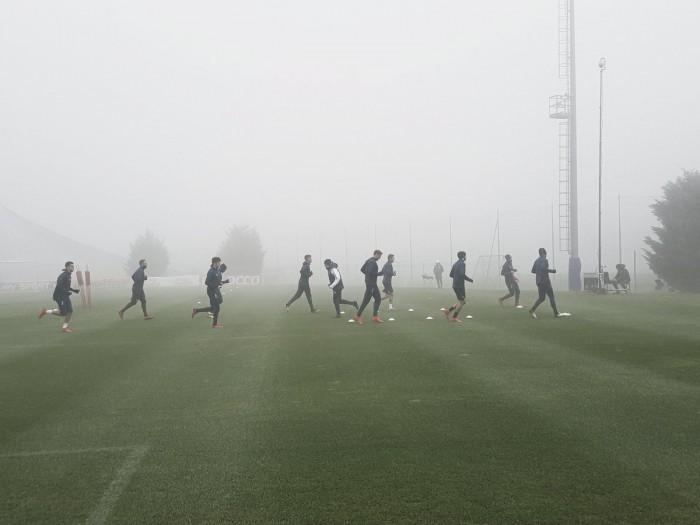 Juventus: Allegri può contare sulla mediana al completo