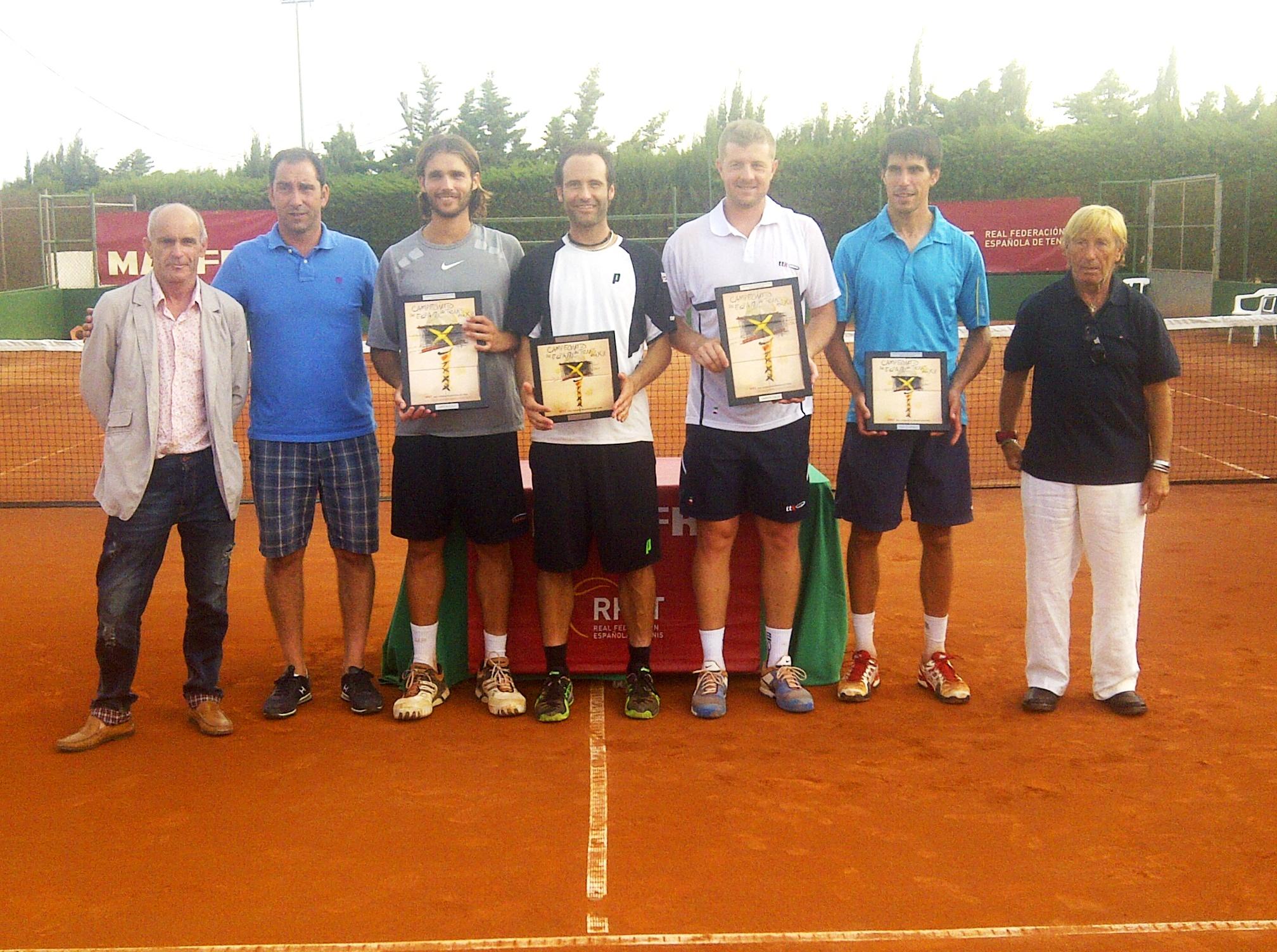Tita Torró se lleva el Campeonato de España Mapfre de Tenis