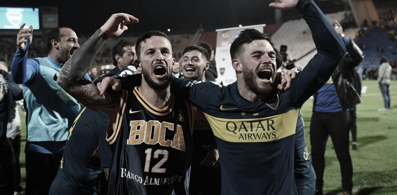 """Benedetto: """"Boca nunca murió porque fue el único grande que nunca descendió"""""""
