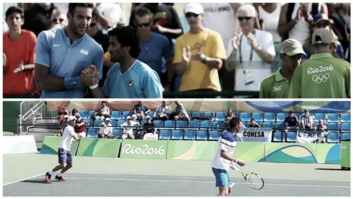 Tenis en Río, día uno: Los dobles