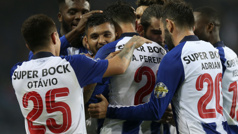 FC Porto vence o Varzim