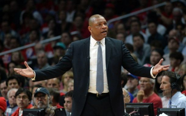 Doc Rivers Fined $25,000 Criticizing Officiating During Postgame Press Conference