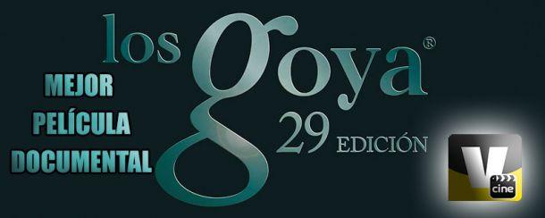 Camino a los Goya 2015: mejor película documental