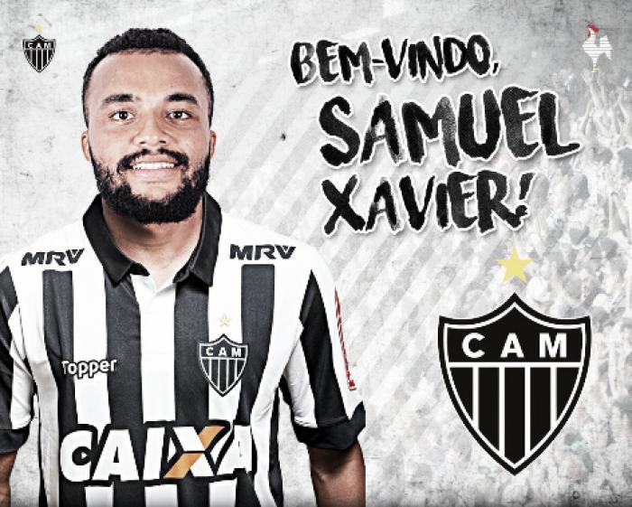 Novo reforço: lateral Samuel Xavier acerta com Atlético-MG até fim de 2018