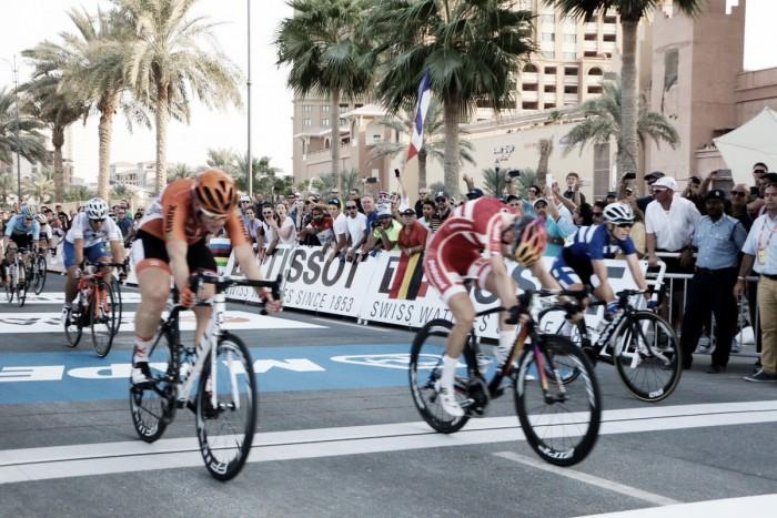 Ciclismo, Mondiali Doha 2016: campionessa femminile la danese Dideriksen, 5a la Bastianelli