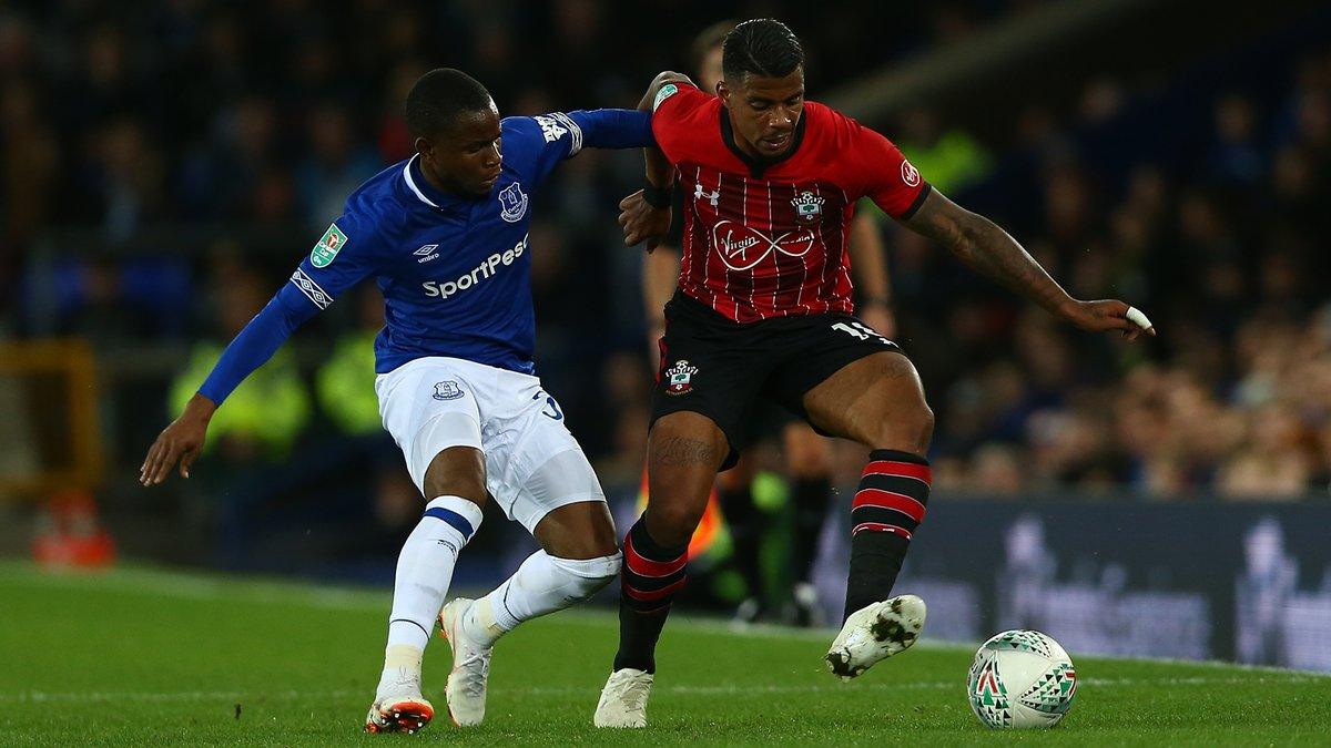 Everton 1-1 Southampton: Saints triumph over Blues in Carabao Cup shoot-out