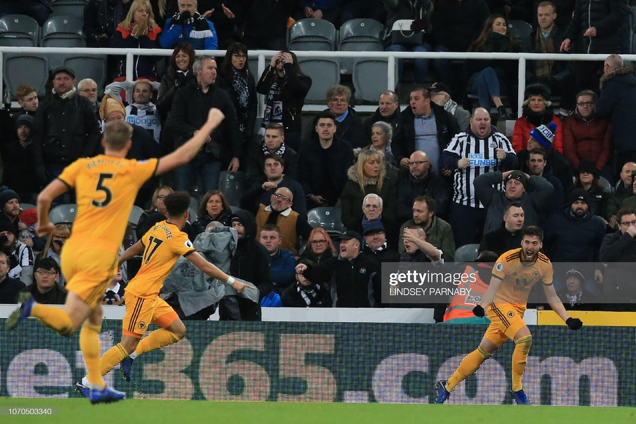 Classic Encounters: Newcastle United v Wolves