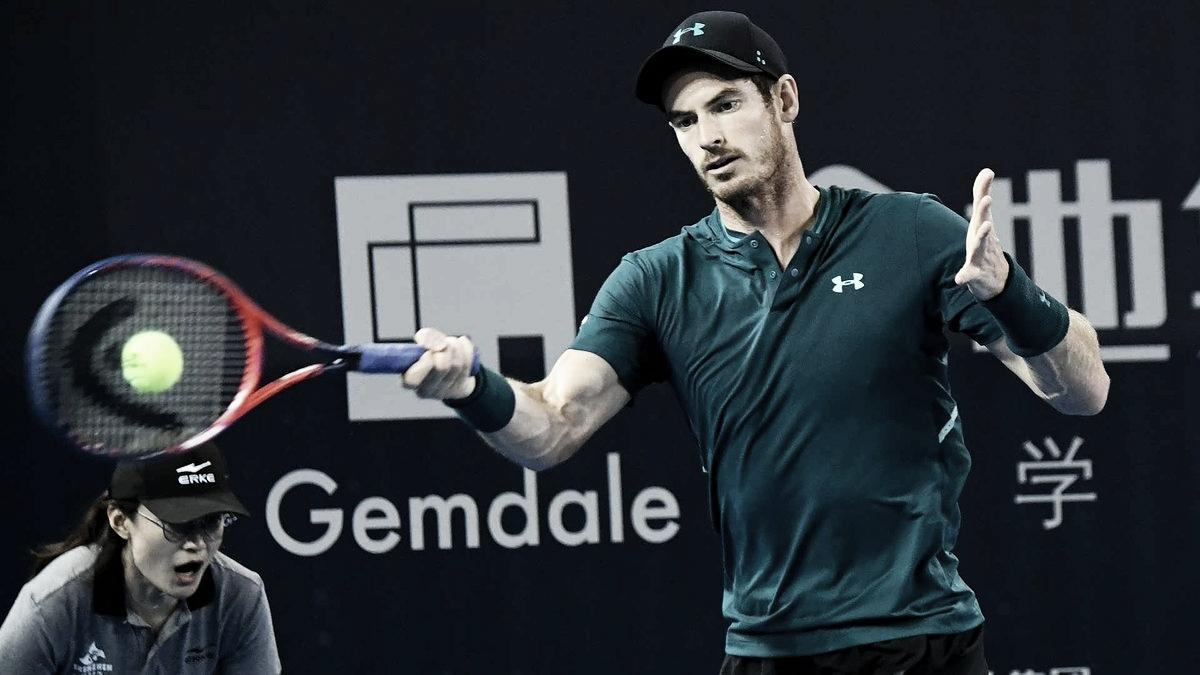 Andy Murray venció a David Goffin y pasó a los cuartos de final