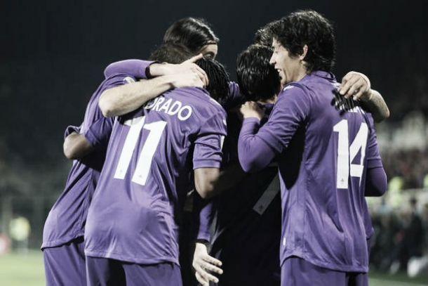 Fiorentina-Empoli: Tonelli risponde a Vargas, è 1-1
