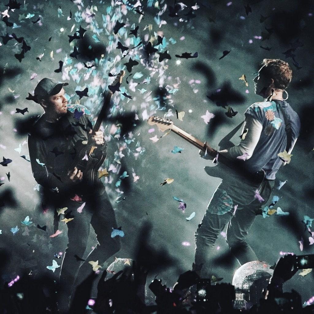 La historia de Coldplay: más de dos décadas sobre el escenario