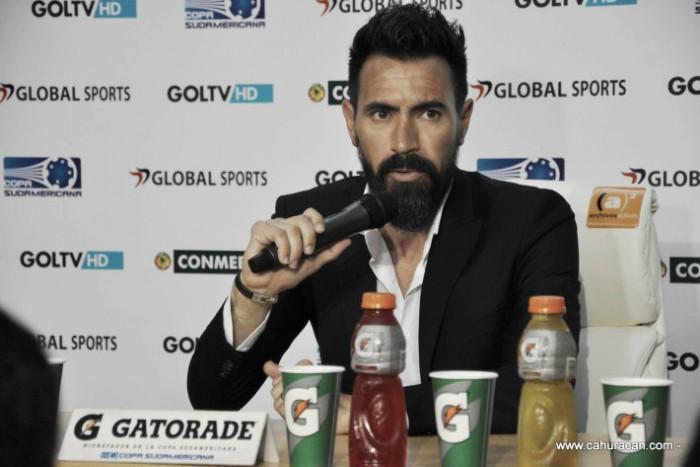 "Eduardo Domínguez: ""El equipo dió todo"""
