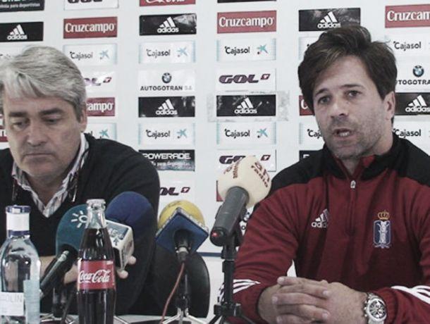 """José Domínguez: """"Pedir más al equipo es casi imposible, pero tenemos que hacerlo"""""""