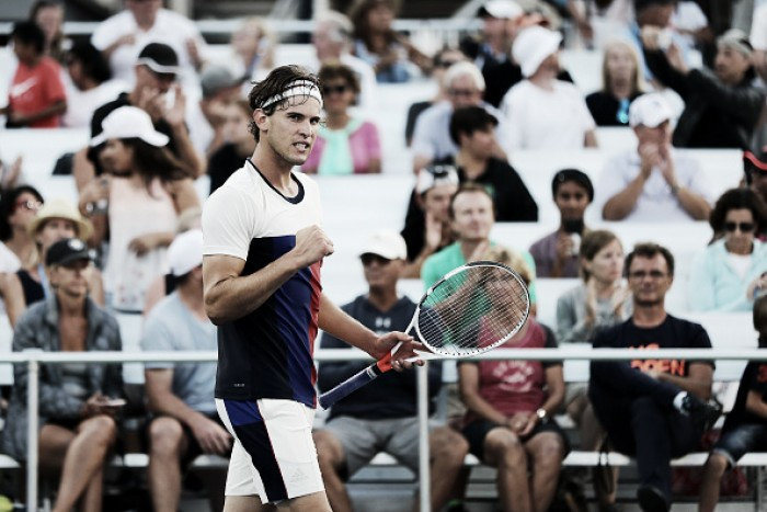 US Open: Dominic Thiem storms into the third round after defeating Taylor Fritz