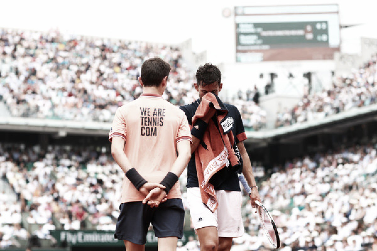 """Dominic Thiem: """"Estoy seguro de que esta no será mi última final de Grand Slam"""""""