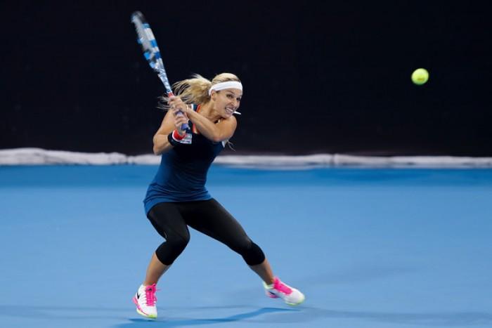 WTA Linz - Golubic e Cibulkova si giocano il titolo