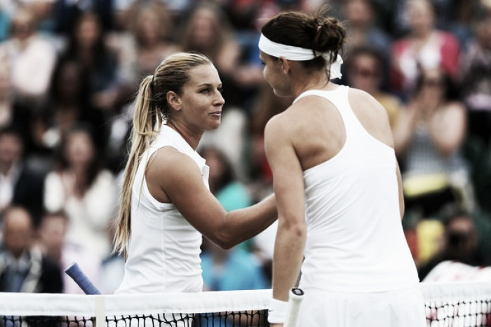 WTA Rogers Cup second round preview: Dominika Cibulkova vs Lucie Safarova