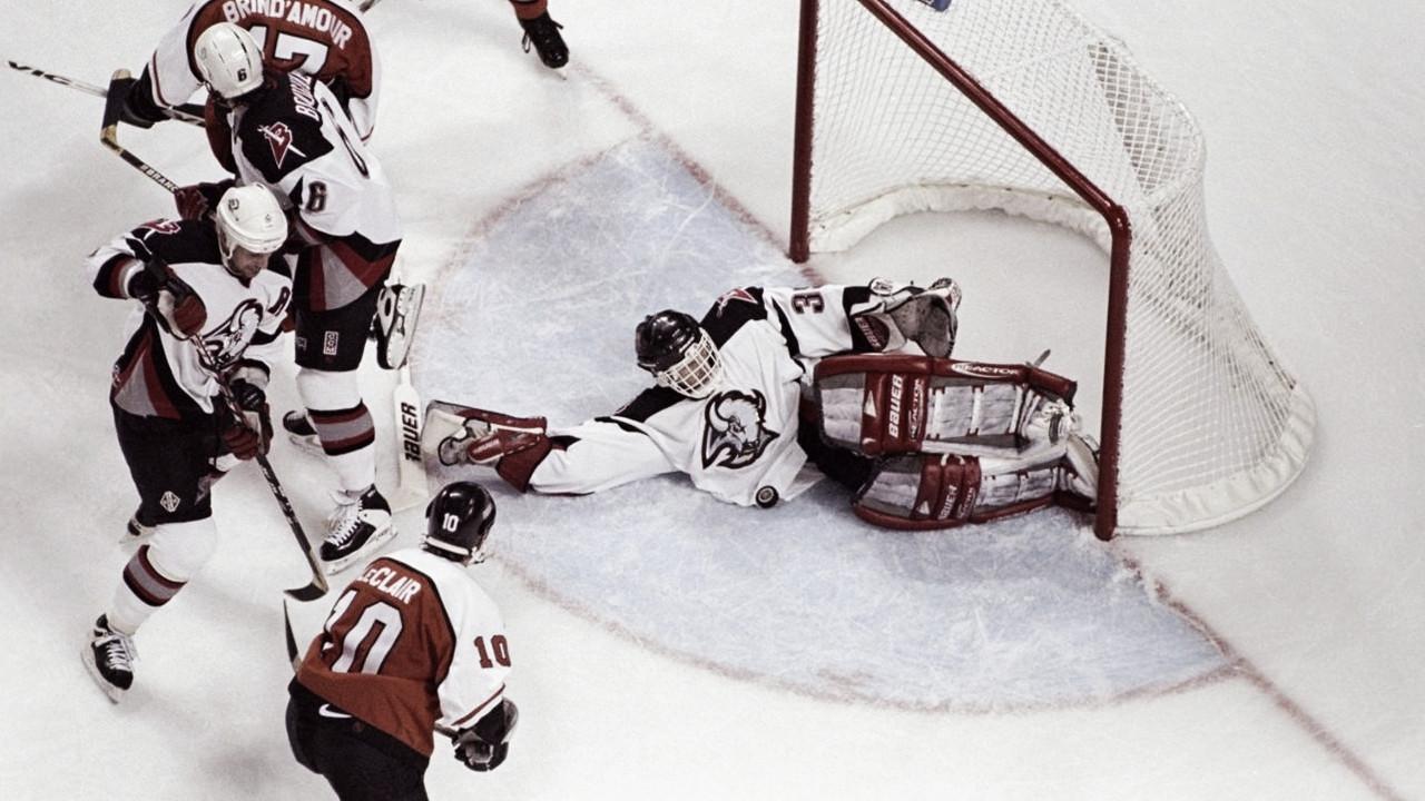 Jugadores Legendarios de la NHL: Dominik Hašek