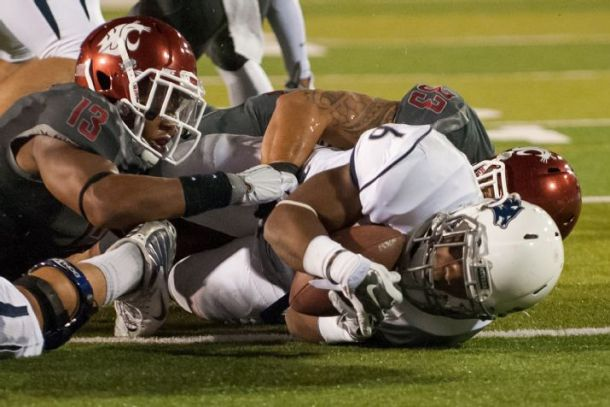 Nevada Stuns Washington State At Home To Send Cougars To An 0-2 Start