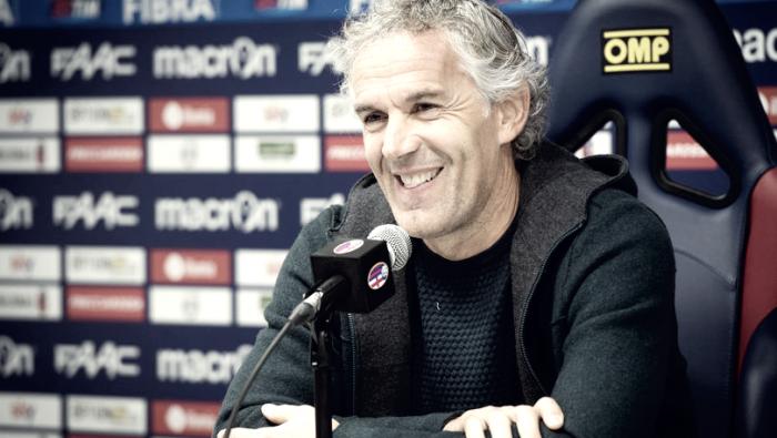 Calciomercato Bologna, Fenucci su Dzemaili: