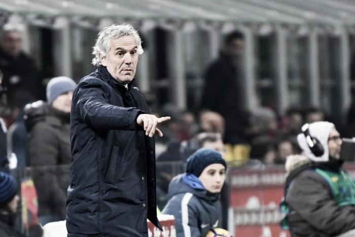 """Sampdoria-Bologna, Donadoni duro: """"Da incapaci dare un rigore del genere"""""""