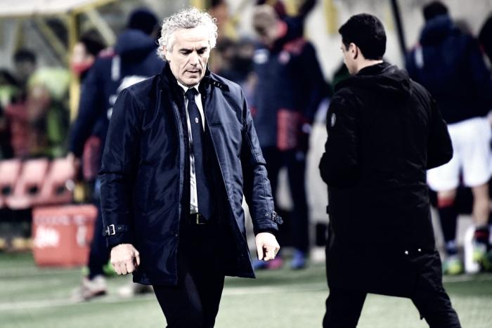 """Bologna - Donadoni verso la Samp: """"Importante riscattarci con una buona prestazione"""""""