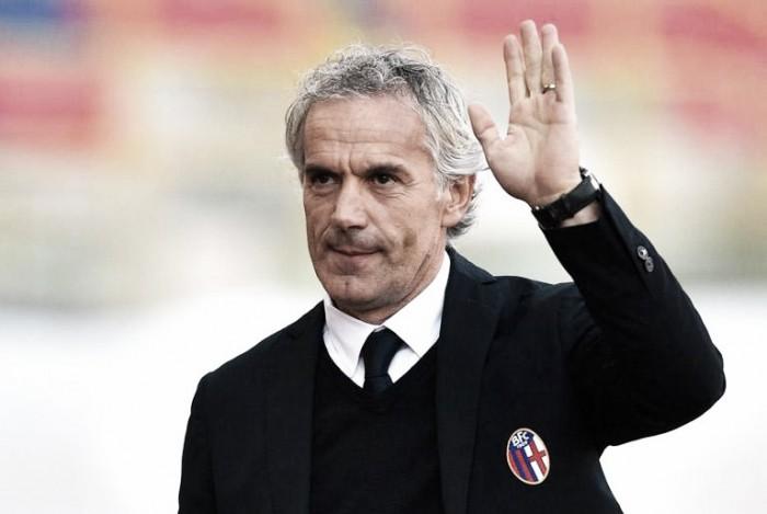 """Bologna, Donadoni: """"Bene l'atteggiamento contro il Torino. Dzemaili? Un bomber"""""""