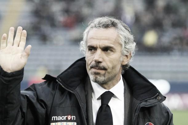 """Bologna-Roma, Donadoni: """"Sono forti, difficili da superare, ma dobbiamo provarci"""""""