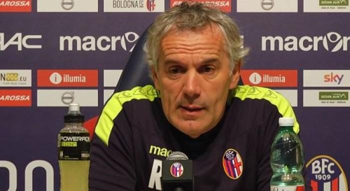"""Donadoni: """"I prossimi due mesi saranno fondamentali per tutti al Bologna"""""""